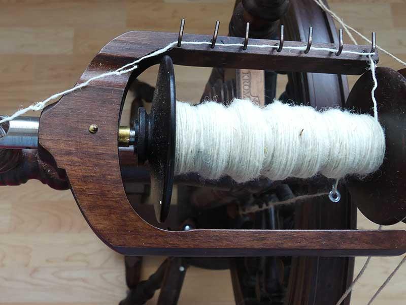 ein neues Wollprojekt