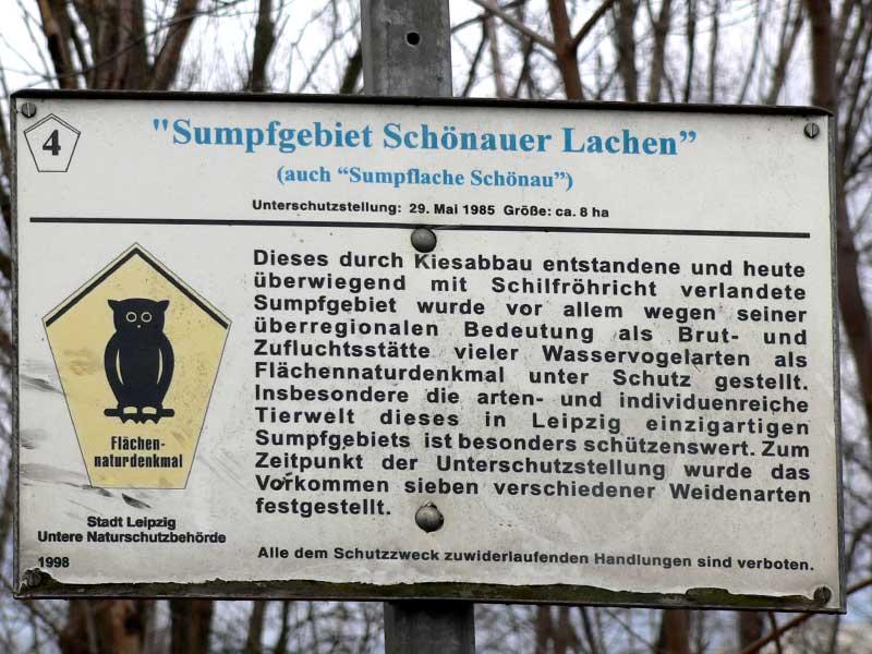 die Schönauer Lachen - ein ganz besonderes Naturschutzgebiet