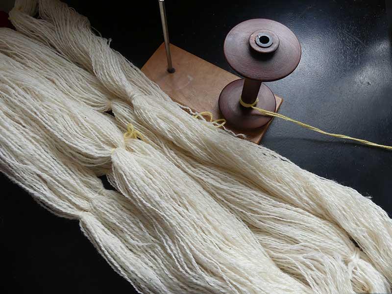 152 Gramm Wolle