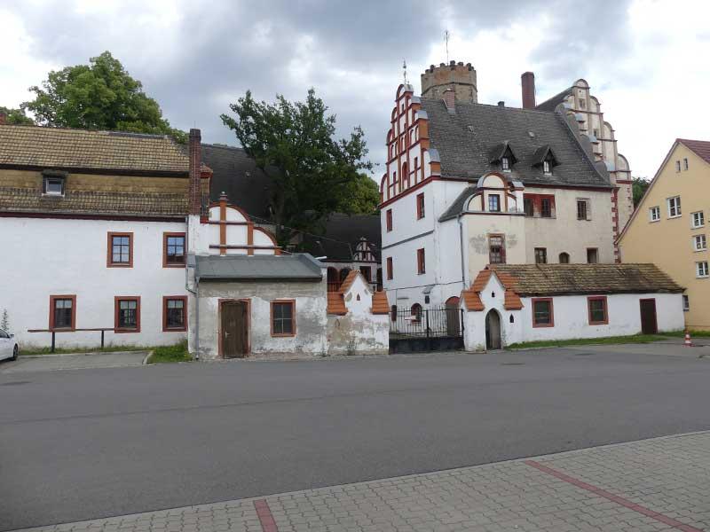 Das Schloss Windischleuba