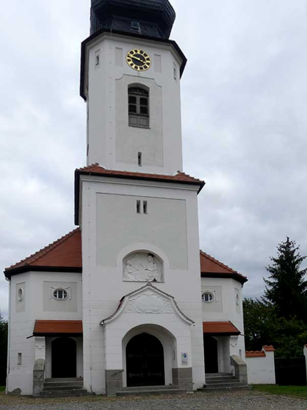 St. Walburga in Wintersdorf