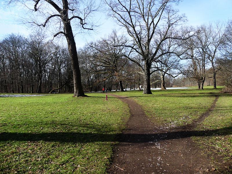 in den Schönauer Park