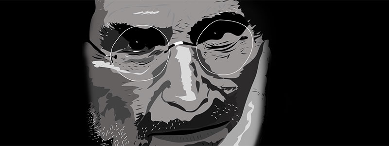 Steve Jobs: Hab den Mut, deinem Herzen und deiner Intuition zu folgen.