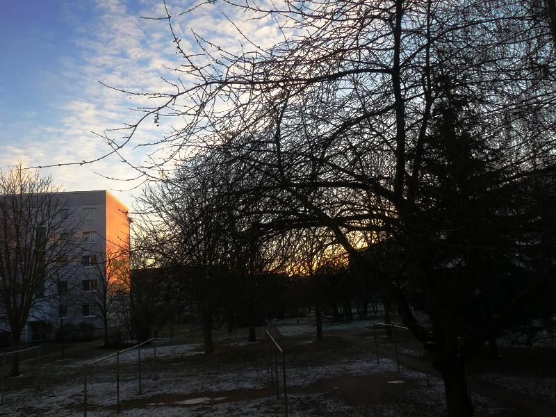 Gedankensplitter: Die Ahnung von Licht und Sonne