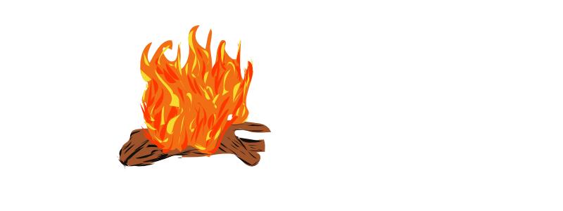 Vom Feuer machen, Kälte und Furz und Feuerstein.